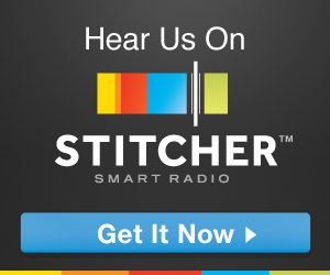 Download the Stitcher app for FREE