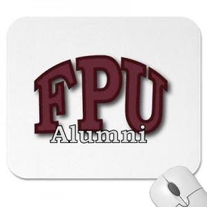 FPU Alumni mousepad by Zazzle