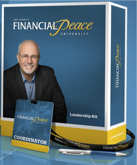 Dave Ramsey's new FPU Co-ordinator kit