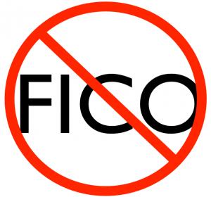 No FICO symbol