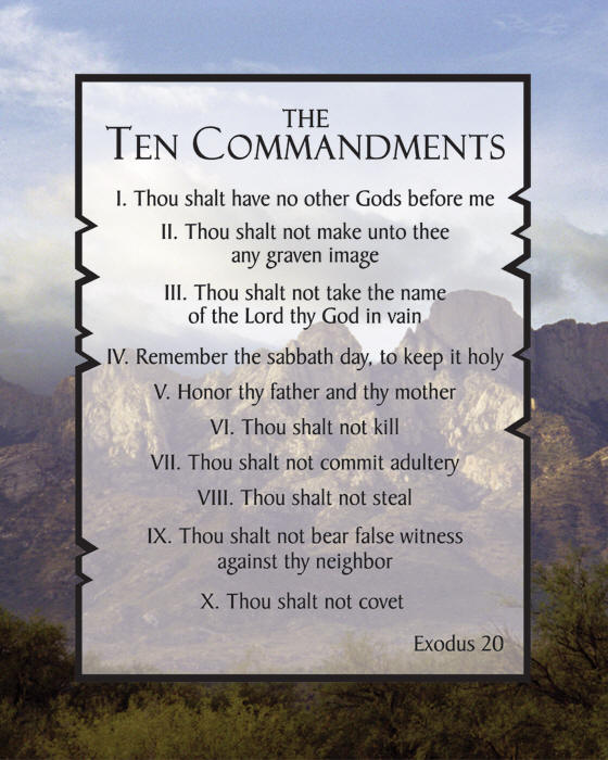 message monday tithing is not one of the ten commandments the 10 commandments of soccer moms 560x700